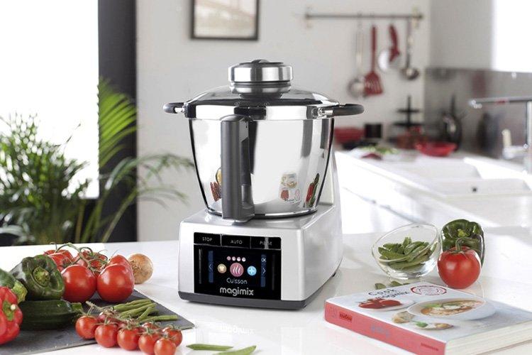 Best robot che cucinano photos home ideas - Robot cucina che cuoce ...